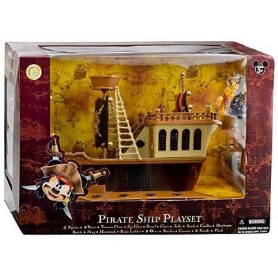Barbossa Pirates Of The Caribbean Costume (Deluxe Mickey Mouse Pirates of the Caribbean Pirate Ship Play Set)