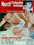 PARIS MATCH [No 2978] du 14/06/2006 - COLUCHE INTIME - VERONIQUE ET LEUR DEUX FILS - ANGELINA JOLIE ET BRAD PITT - LE BEBE LE PLUS ATTENDU DU MONDE.