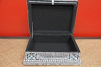 Schatulle Truhe Schmuck Kasten Box Kiste Orientalische Schatztruhe Asien Indien
