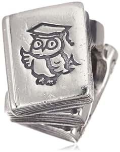 Pandora 790536 - Abalorio de mujer de plata, 1 cm