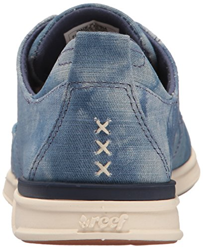 Crown Sneaker TX Reef Women's Fashion Low Blue Rover qnUSB