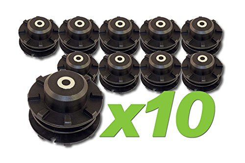 OEM RedMax Trimmer Spool 10 Pack Cord Holder T3189-15142 PT104 PLUS by RedMax (Image #1)