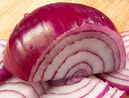 Red Burgundy Onions 3 POUNDS Fresh and Nice Best Quality
