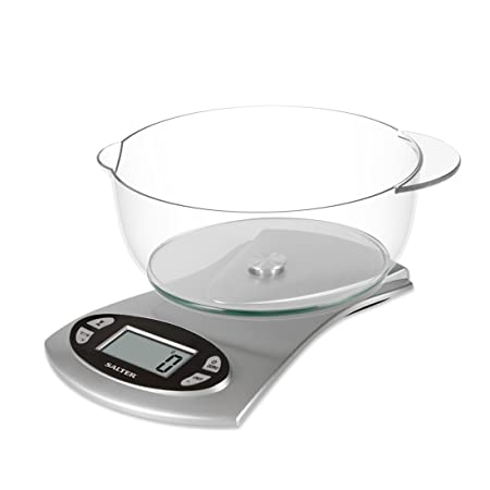 salter 11lb 5kg kitchen scales digital cooking food scale rh amazon co uk