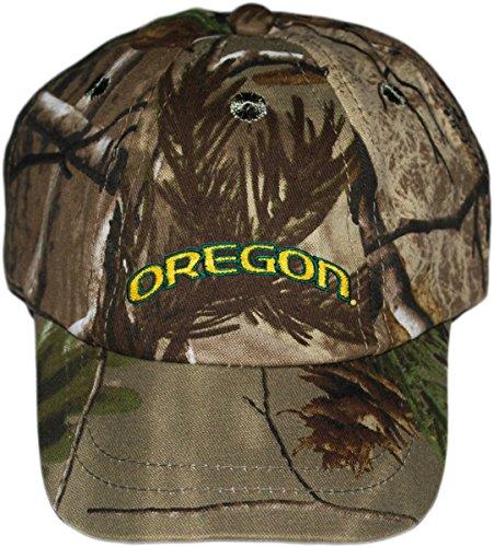 (Oregon Ducks Arched Oregon Realtree Camo Newborn Infant Toddler Baby Hat Cap)