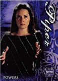 Holly Marie Combs trading card Charmed 2005 #3 Piper Halliwell