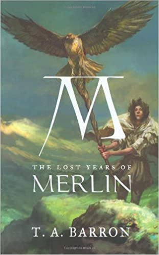 Image result for the lost years of merlin book with m