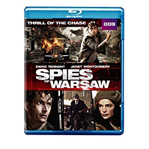 Spies of Warsaw (2012)(Blu-ray) (2013)