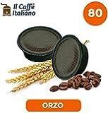 80 capsule compatibili Lavazza a modo mio - 80 capsule Orzo compatibili macchina caffè Lavazza a modo mio - Macchina caffè Lavazza kit 80 capsule compatibili - Il Caffè Italiano