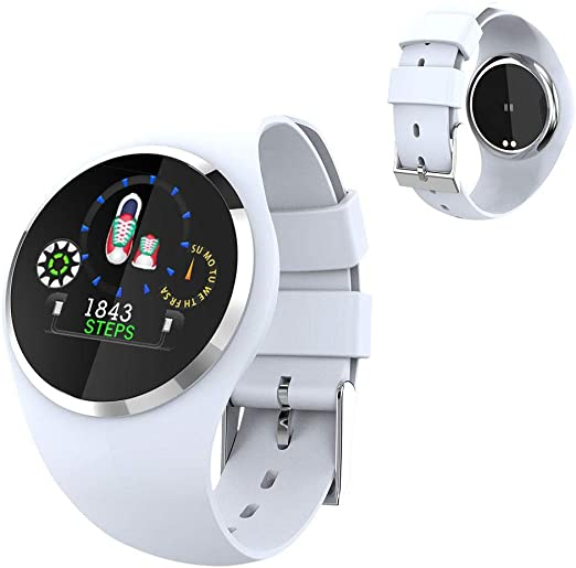 FOONEE 3D Dynamic Smart Sport Reloj para Mujer, multifunción ...