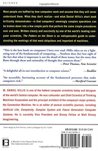 The Pattern on the Stone: The Simple Ideas That Make Computers Work Science Masters: Amazon.es: W.Daniel Hillis: Libros en idiomas extranjeros