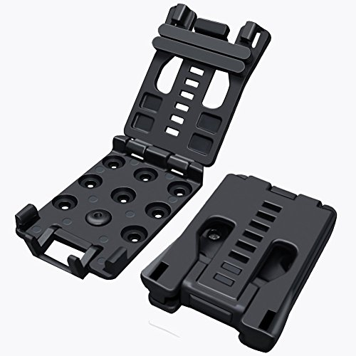 WJZXTEK Tactical Tek-Lok Universal Utility EDC Belt Clip Large with Hardware 1 Pack