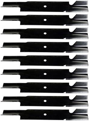 9 EE. UU. Cortacésped cuchillas para Encore 8230063, Gravely ...