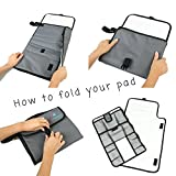 Portable Changing Pad with Cushioned / Waterproof