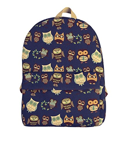 Yonger Pattern Rucksack Backpack Schoolbag product image