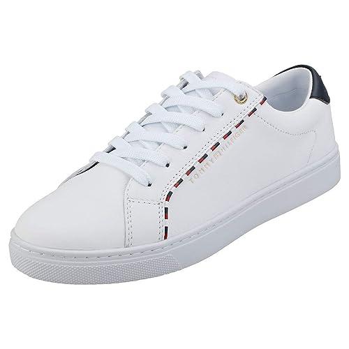 Tommy Hilfiger Corporate Detail Sneaker, Sneakers Basses