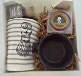 Men's Shaving Set - Charcoal - Father's Day Gift