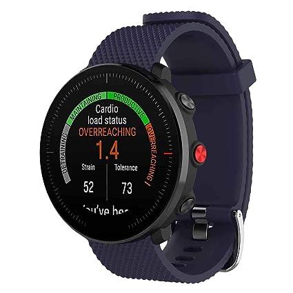 perfk 1 und Correa Reemplazo de Smartwatch de 22m Compatible ...
