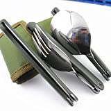 VT BigHome Camping dishes titanium camping cookware