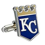 ScotchBlue Kansas City Royals Cufflinks