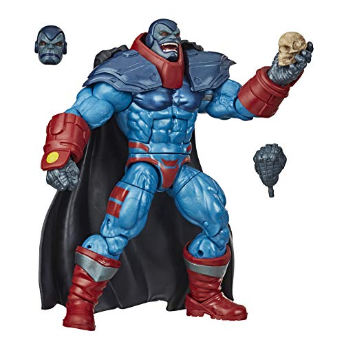 Hasbro Marvel Legends Series 6-inch Collectible Action Figure Marvel's Apocalypse Toy, Premium Design and 3 Accessories