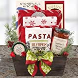 The Italian Gourmet Holiday Gift Basket