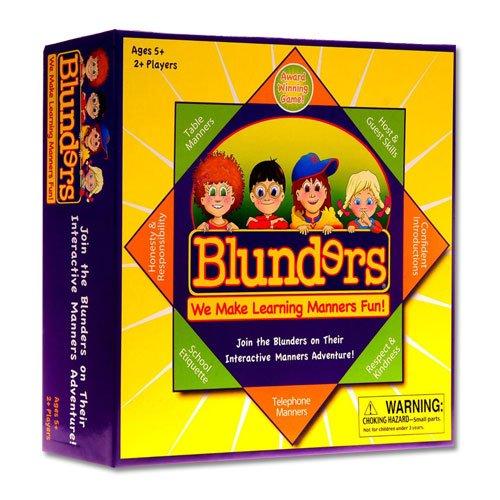 Blunders Board Game (Blunders Game)