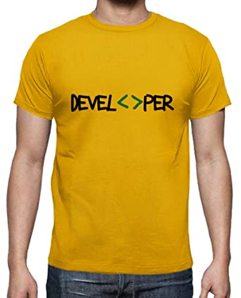 latostadora - Camiseta Friki - Desarrollador para Hombre: Amazon ...