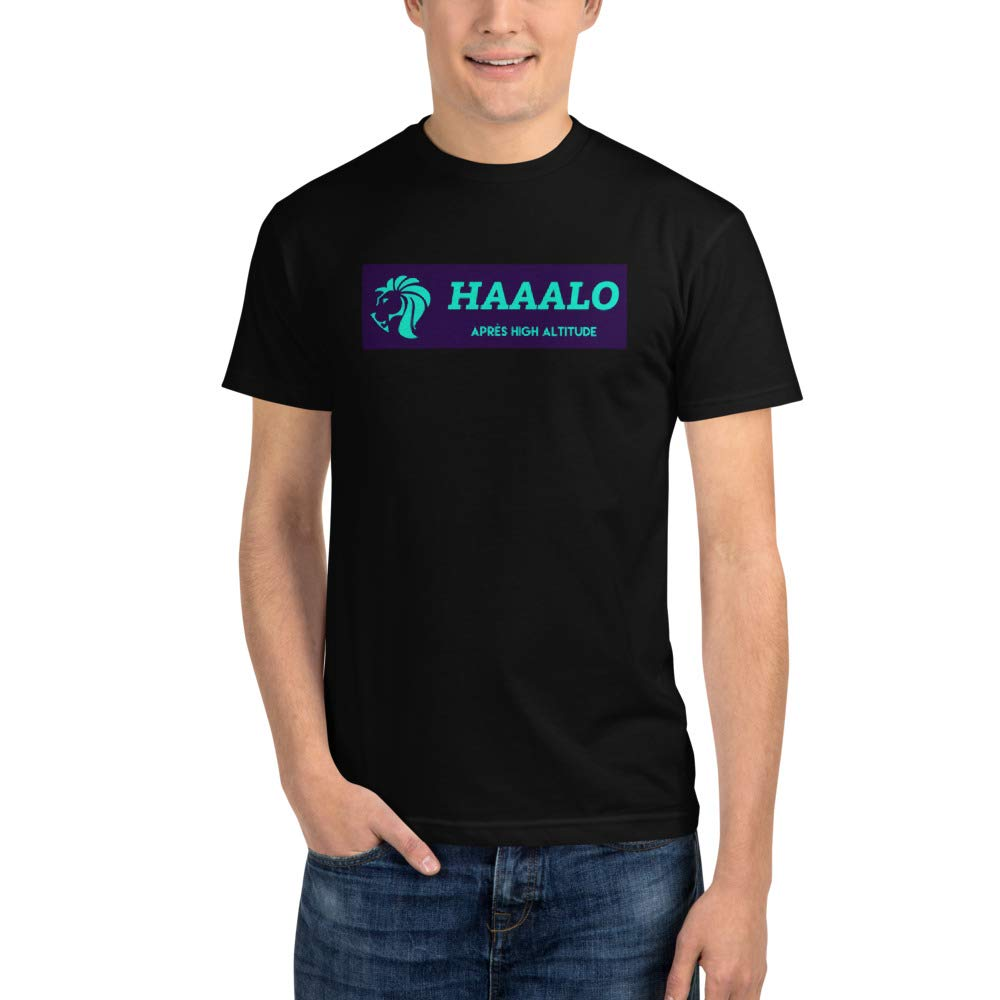 High Altitude Sustainable T-Shirt HAAALO