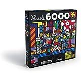 Romero Britto Family Puzzle 6,000 Pieces