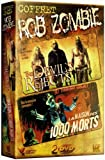 Coffret Rob Zombie 3 DVD : The devil's rejects / La Maison des 1000 morts