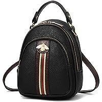 Beatfull Designer Backpack Bag for Women, Bee Bag Shoulder Backpack Purse Stylish CrossbodyBag for Girl Teen