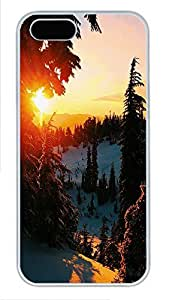 Case For Samsung Galaxy S3 i9300 Cover landscapes nature snow 3 PC Custom Case For Samsung Galaxy S3 i9300 Cover Cover White