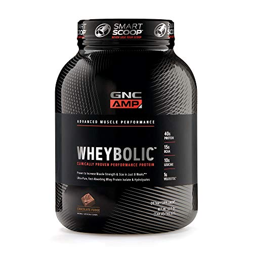 GNC AMP Wheybolic - Chocolate Fudge