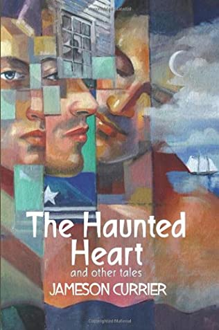 book cover of The Haunted Heart and Other Tales