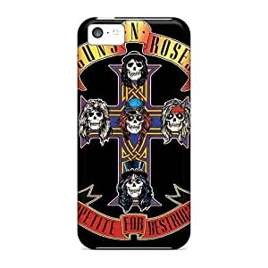 DrunkLove Snap On Hard Guns N Roses Protector Case For Iphone 6 4.7Inch Cover