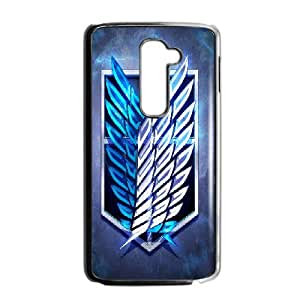 Attack On Titan case generic DIY For LG G2 MM9W992056