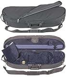 Bobelock Half Moon 1047 Black/Blue 3/4 Violin Case