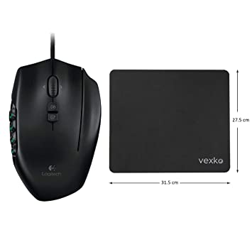 Amazon com: Logitech Gaming Mouse & Pad Bundle | Logitech