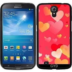 Funda para Samsung Galaxy Mega 6.3 GT-I9205 - Modelo Rojo Del Corazón by Grab My Art