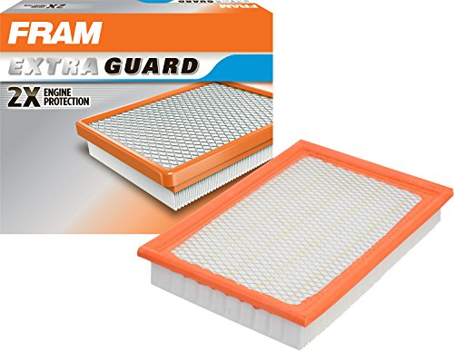 FRAM CA7365 Extra Guard Round Plastisol Air Filter