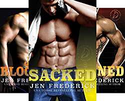 Gridiron (4 Book Series) by  Jen Frederick
