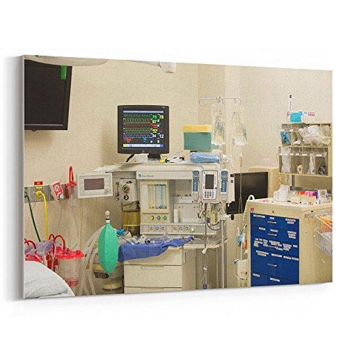 Westlake Art - Hospital Medicine - 12x18 Canvas Print Wall A