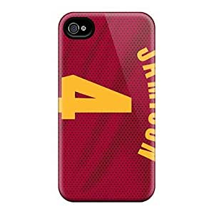 Awesome WfM4915oaUq PamarelaObwerker Defender PC Hard Cases Covers Case For Iphone 6 4.7Inch Cover Cleveland Cavaliers