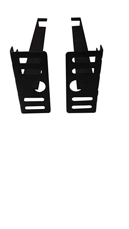Amazon Com Bed Frame Footboard Extension Brackets Set Attachment