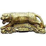銅製「財源虎」