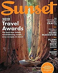 Sunset celebrates the promise of the West. We expose you to the experiences and advantages only the West can offer, so you'll never forget why you live here.Sunset magazine is one of the leading publications to bring all things found and made in the ...