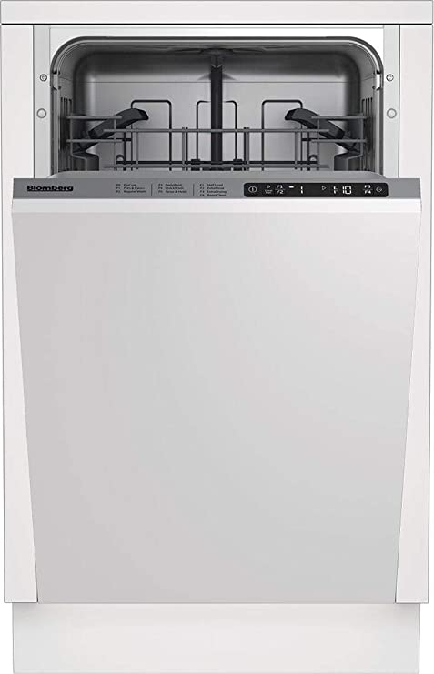 Amazon Com Blomberg Dws51502fbi 18 Ada Compliant Built In Dishwasher In Panel Ready Home Kitchen