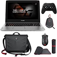 ASUS ROG STRIX GL502VS-DS71 Select Edition (i7-7700HQ, 32GB RAM, 240GB NVMe SSD + 1TB HDD, NVIDIA GTX 1070 8GB, 15.6 Full HD, 120Hz, G-Sync, Windows 10) Gaming Notebook
