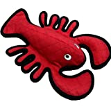 Tuffy's Larry Lobster Sea Creature's Dog Toy, My Pet Supplies
